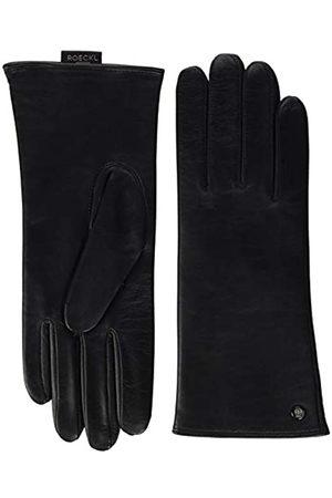 Roeckl Damen Classic Wool Handschuhe, 7.5 (Herstellergröße: 7