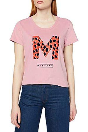 Mustang Damen Alina C Print T-Shirt
