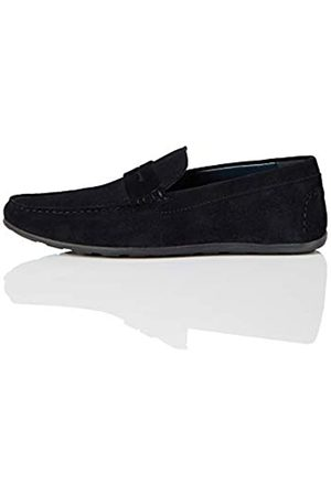 FIND Find. Alto Herren Slipper, Blau (Navy)