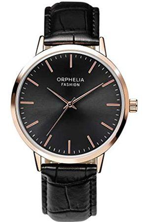 ORPHELIA Orphelia Fashion Herren Analog Quartz Uhr Victorian mit Leder Armband