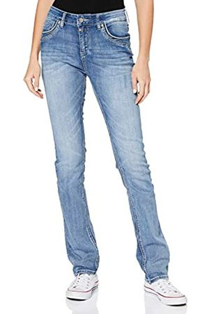 Timezone Timezone Damen Slim Tahilatz Womenshape Straight Jeans