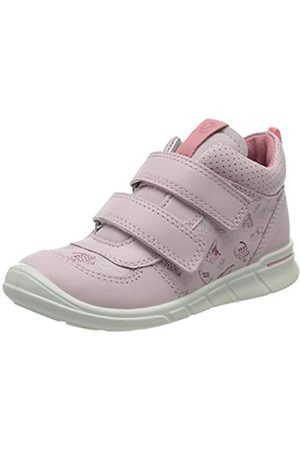 Ecco Ecco Baby Mädchen FIRST Sneaker, Pink (Blossom Rose 1420)