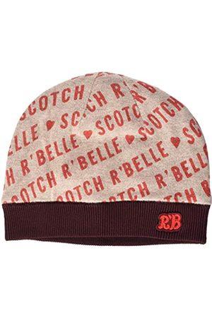 Scotch&Soda R´Belle Mädchen Knitted Beanie with Allover Print Mütze