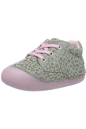 Lurchi Lurchi Baby Mädchen FLIA Sneaker, Grau (Grey Rose 25)