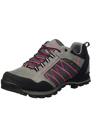 CMP – F.lli Campagnolo CMP – F.lli Campagnolo Damen THIAMAT Low WMN Shoe WP Trekking- & Wanderhalbschuhe, Grau (Cemento U716)