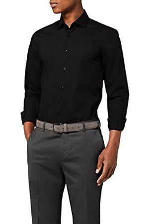 Tommy Hilfiger Tommy Hilfiger Tailored Herren CORE Stretch POPLIN Slim Shirt Businesshemd