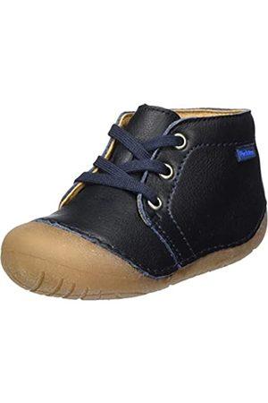 Richter Kinderschuhe Richter Kinderschuhe Baby Jungen Richie Sneaker, Blau (Atlantic 7200)
