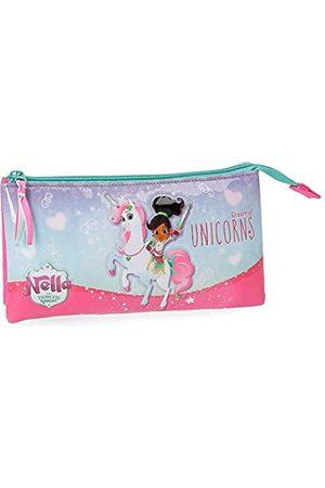 Nella Nella Dreams Of Unicorns Kosmetikkoffer, 22 cm, 1.32 liters