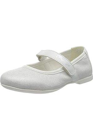 Primigi PRIMIGI Baby Mädchen Ballerina PRIMI PASSI Bambina Ballerinas, Weiß (Bianco/Bianco 5418200)