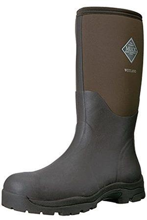Muck Muck Boots Damen Wetland's Women's Gummistiefel, Braun (Bark)