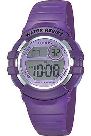Lorus Lorus Mädchen-Armbanduhr Kids Digital Quarz Kautschuk R2385HX9