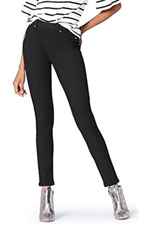 FIND Amazon-Marke: find. Damen Jeggings mit Stretch-Bund und Nieten, 38W / 32L