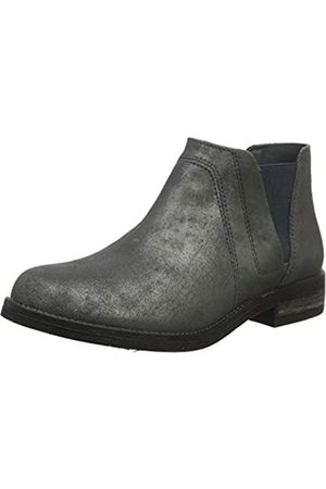 Clarks Clarks Damen Demi Beat Biker Boots, Grau (Dark Grey Interest)