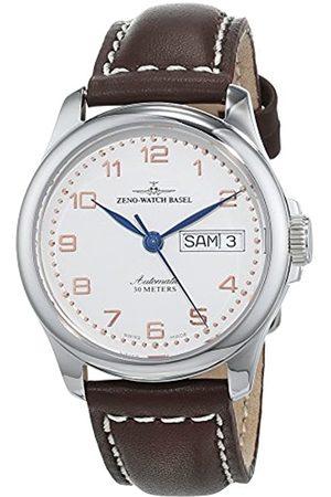 Zeno Zeno Watch Basel Unisexarmbanduhr Pilot Basic 12836DD-f2