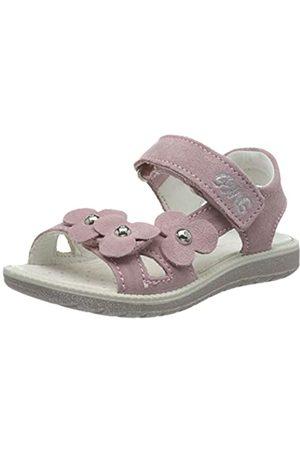 Primigi PRIMIGI Mädchen Sandalo Bambina Peeptoe Sandalen, Pink (Chiffon 5385111)