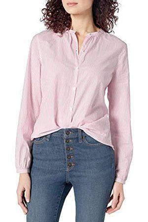 Goodthreads Goodthreads Lightweight Cotton Sleeve-Interest button-down-shirts