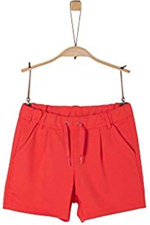 s.Oliver S.Oliver Label Mädchen Lockere Shorts aus Interlockjersey 152.REG