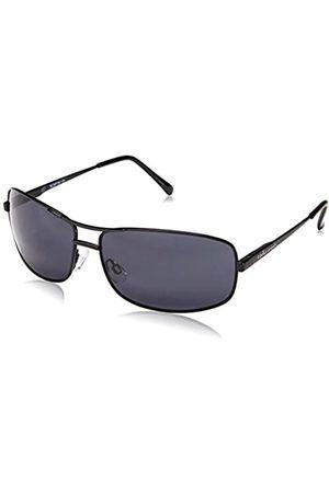 Carlo Monti Klassische Marken Sonnenbrille für Herren von Carlo Monti mit 100% UV Schutz | Sonnenbrille mit stabiler Metallfassung, hochwertigem Brillenetui