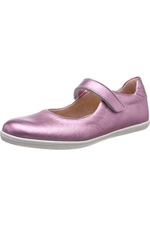 Däumling Däumling Mädchen Adis Geschlossene Ballerinas, Pink (Las Vegas Begonia 02)