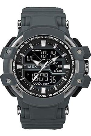 Timex Timex Herren Digital Uhr mit Harz Armband TW5M22600