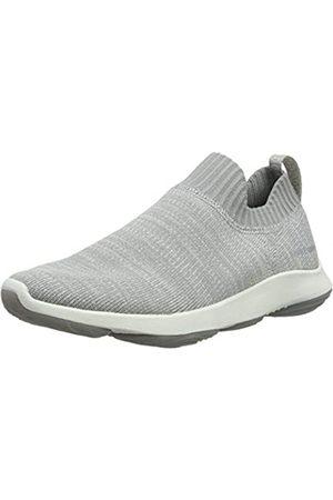 Hush Puppies Damen Free Sneaker, (Cool Grey Grey)