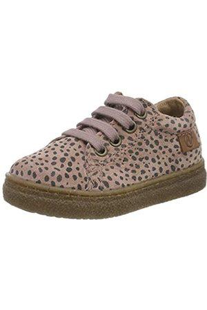 Naturino Naturino Mädchen Cycas Zip Sneaker, Mehrfarbig (ROSA Antico-Antracite 1M07)