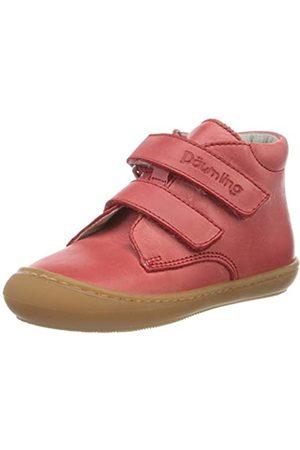 Däumling Däumling Unisex Baby Sören Sneaker, Rot (Chalk Fire 12)