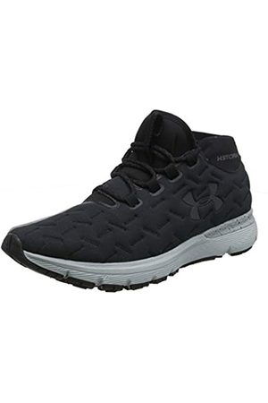 Under Armour Under Armour Herren UA Charged Reactor Run 1298534-100 Sneaker, Mehrfarbig (Black,White 001)
