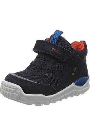 Ecco Ecco Baby Jungen URBANMINI Sneaker, Blau (Night Sky/Fire 51629)