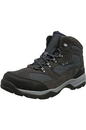 Hi-Tec Hi-Tec Herren Storm Waterproof Trekking-& Wanderstiefel, Grau (Charcoal/Grey/Majolica Blue)