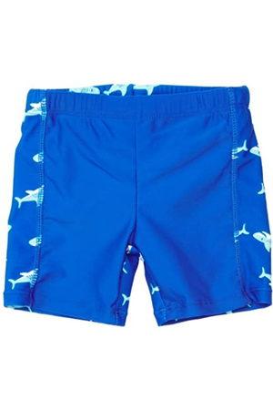Playshoes Playshoes Jungen UV-Schutz Shorts Hai Schwimmbekleidung, Blau (original)