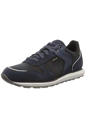 Geox Geox Herren U VOLTO A Sneaker, Blau (Avio C4005)