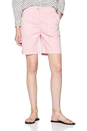 Armani Armani Exchange Damen Big Pockets Stretch Gabardine Shorts