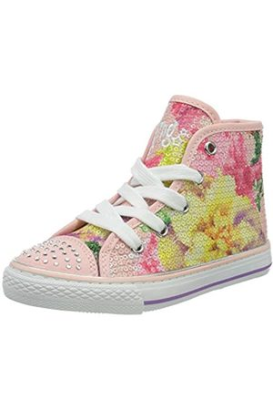 Primigi Primigi Mädchen ALTA Bambina Hohe Sneaker, Pink (Rosa Multicolor 5457844)