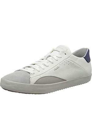 Geox Geox Herren U WARLEY B Sneaker, Weiß (White/Lt Grey C1236)