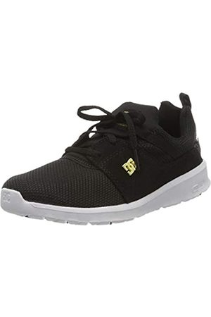 DC DC Shoes Damen Heathrow SE Sneaker, Schwarz (Black/Gold 201)