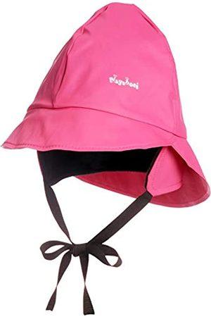 Playshoes Baby Regen-Mütze, wind- und wasserdichte Unisex-Mütze für Jungen und Mädchen mit Fleecefutter, mit -Motiv