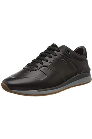 HUGO BOSS BOSS Herren Element_Runn_burs2 10214643 01 Sneaker, Schwarz (Black 001)