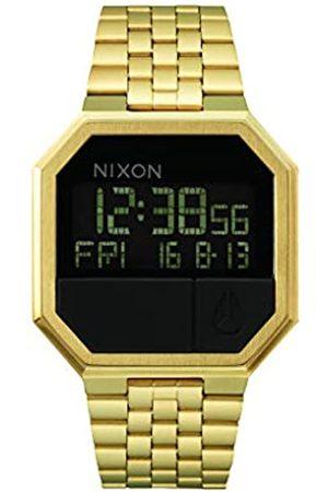 Nixon Nixon Unisex Digital Quarz Uhr mit Edelstahl Armband A158502-00