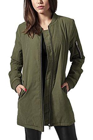 Urban classics Urban Classics Damen Ladies Peached Long Bomber Jacket Jacke