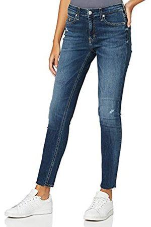 Calvin Klein Calvin Klein Jeans Damen Ckj 011 Mid Rise Ankle Skinny Jeans