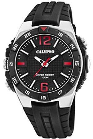 Calypso watches CalypsoWatchesHerrenAnalogQuarzUhrmitPlastikArmbandK5778/6