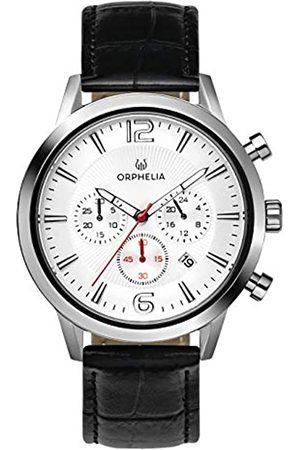 ORPHELIA Orphelia HerrenArmbanduhr Chronograph Quarz Leder OR81800
