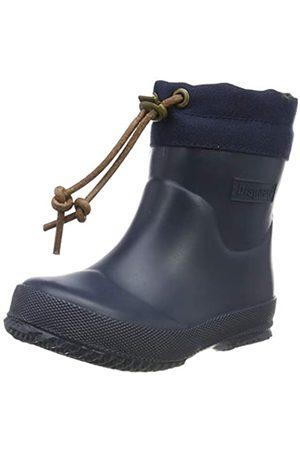 Bisgaard Bisgaard Unisex-Kinder Rubber Boot-Winter Baby Gummistiefel, Blau (Blue 20)