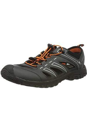 CMP – F.lli Campagnolo CMP – F.lli Campagnolo Herren Aquarii 2.0 Hiking Sandal Trekking- & Wandersandalen, Schwarz (Nero U901)