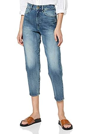 G-Star G-STAR RAW Damen Janeh Ultra High Waist Mom Ankle Straight Jeans