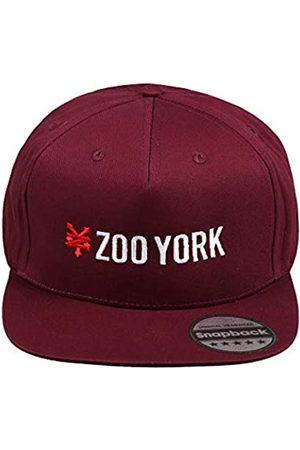 ZOO YORK Herren Logo Baseball Cap