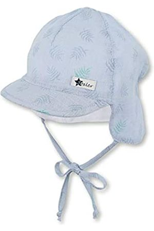 Sterntaler Sterntaler Baby-Jungen Cap with Visor and Neck Protection Mütze