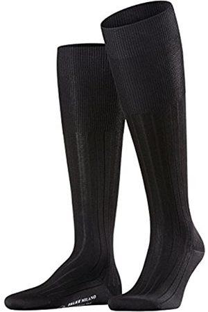 Falke Herren Milano M KH Socken, Blickdicht (Black 3000)