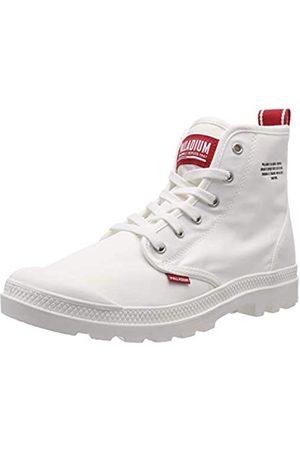 Palladium Unisex Hi Du C U Hohe Sneaker, (Star White L47)